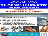 Unidad de Trafico TRAUMATOLOGIA GARCIA RENEDO